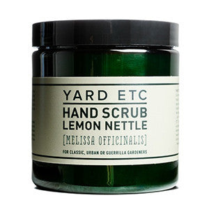 yard etc. hand scrub 250ml - Fresh Laundry Co. - 1