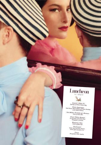 Luncheon Magazine Issue #1 - Fresh Laundry Co.