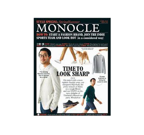 Monocle Magazine - April 2017
