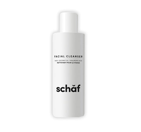 schaf skin care - facial cleanser - Fresh Laundry Co.