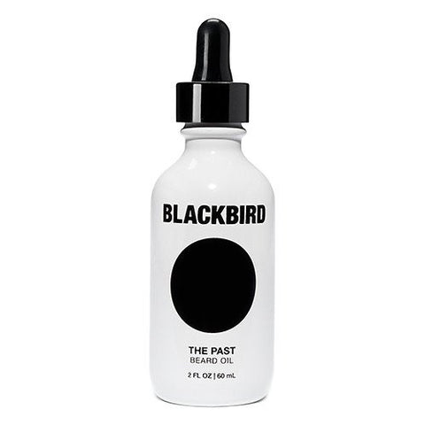 blackbird ballard - the past beard oil 2oz - Fresh Laundry Co.