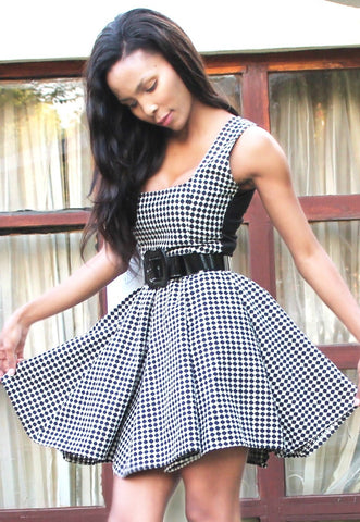 A. Flare Dress - TONI! BY TONI KHUMALO