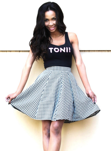 A. The Skirt - TONI! BY TONI KHUMALO