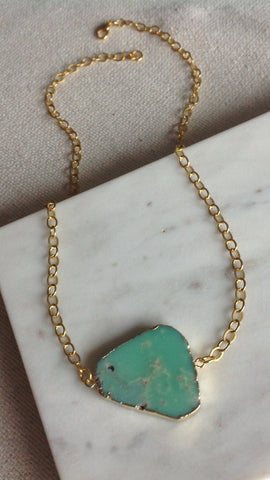 Australian Jade Necklace
