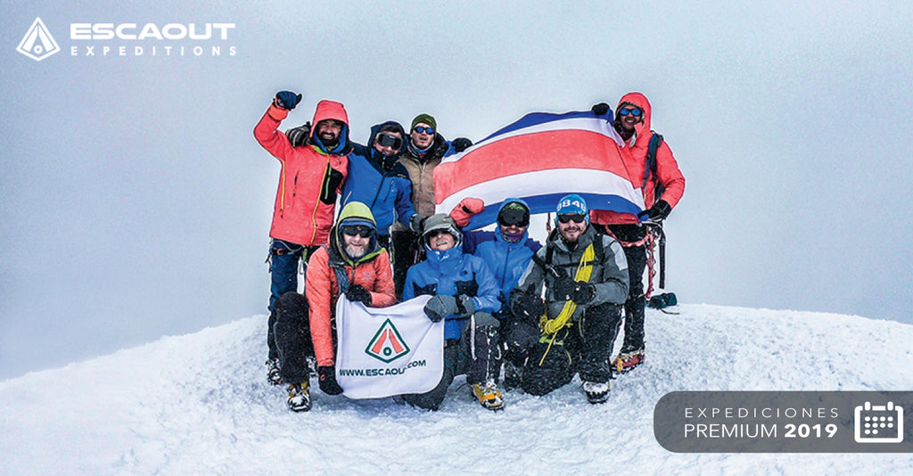 Elbrus Rusia 2019 ESCAOUT Expeditions Premium