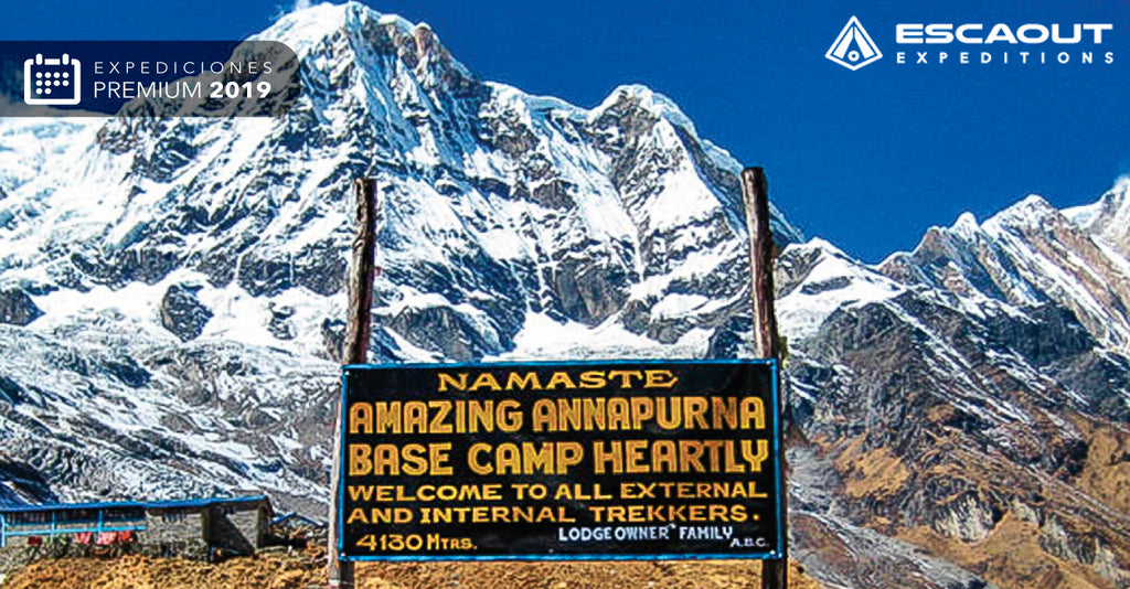 Annapurna Base Camp 2019 Nepal