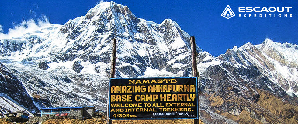 Annapurna Base Camp 2019