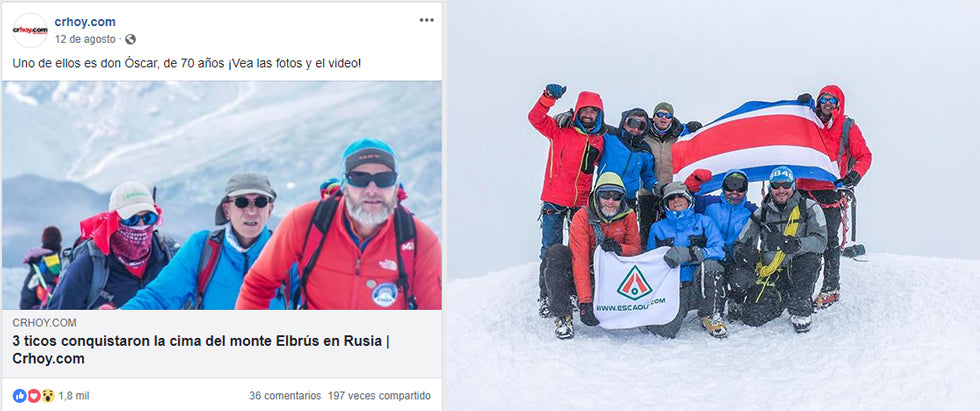 crhoy Elbrus Russia ESCAOUT
