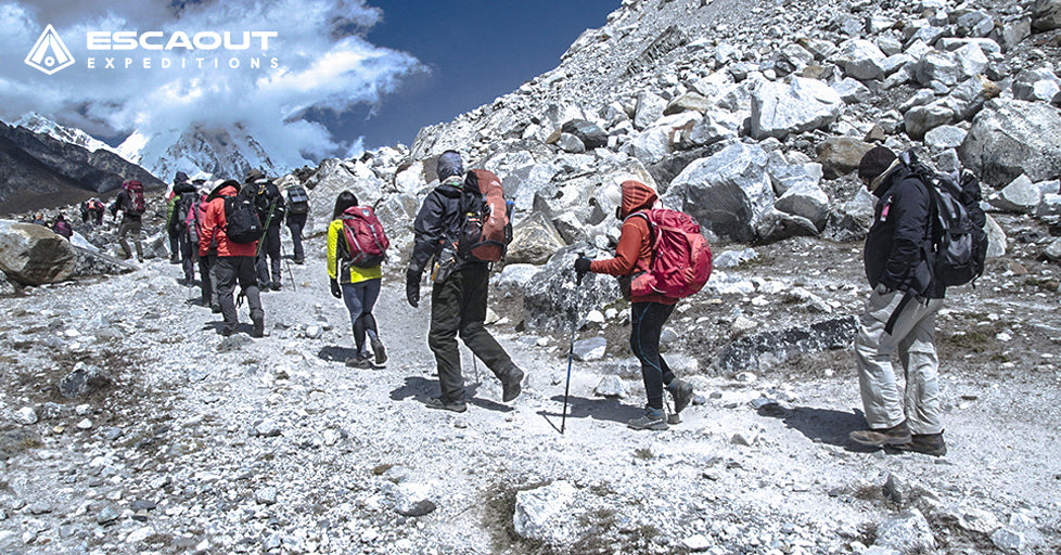Everest Base Camp 2019 Nepal ESCAOUT Expeditions Premium