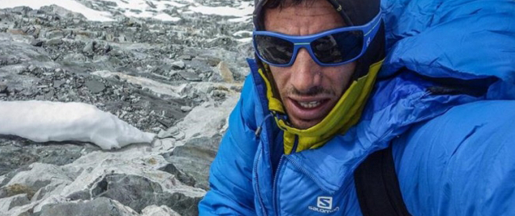 Kilian Jornet Everest 2017