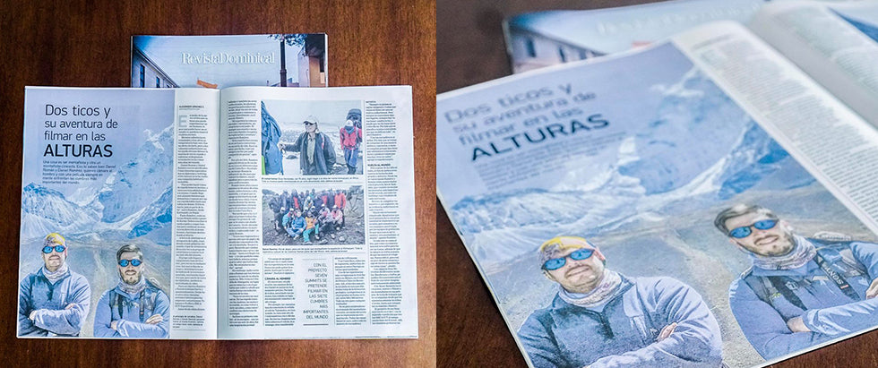 La Nación Everest ESCAOUT Expeditions