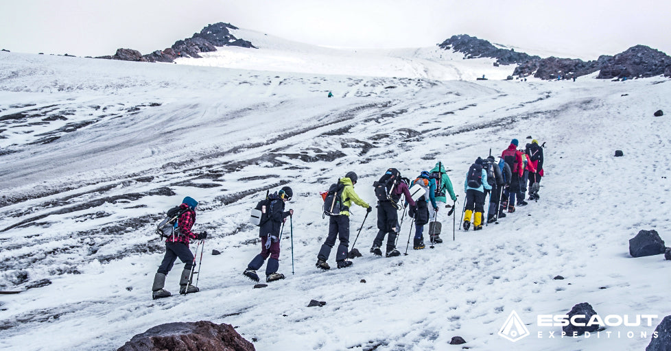 Elbrus Rusia 2019 ESCAOUT Expeditions