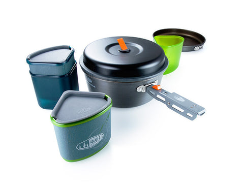 GSI Outdoors Pinnacle Backpacker Cookset