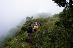 Caminata Pico Blanco - Domingo 10 de Diciembre 2017 | Hiking Costa Rica