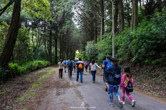 Caminata Bosques de Prusia - 30 de Abril 2017 | Hiking Costa Rica