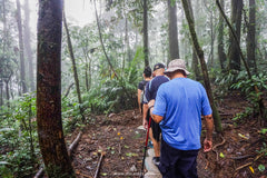 Caminata Río Celeste - 24 de abril 2016 | Hiking Costa Rica