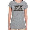 Beware Pickpockets & Loose Women Boho Western T Shirt