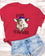 Crazy Mother Heifer Funny Cow T Shirt