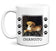 Custom Photo & Name Dog Mug