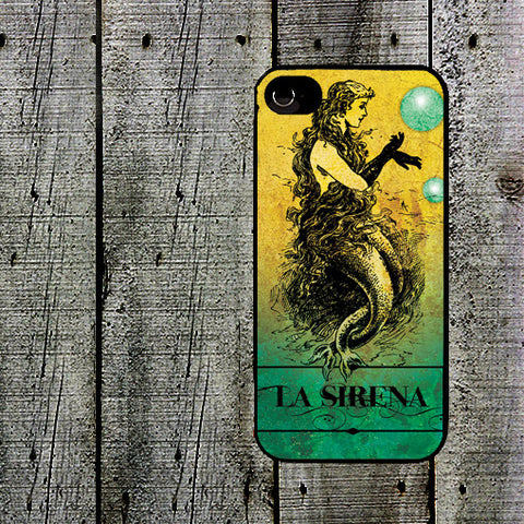 La Sirena Mermaid Phone Case