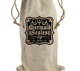 Mermaid Scales Wine Bag