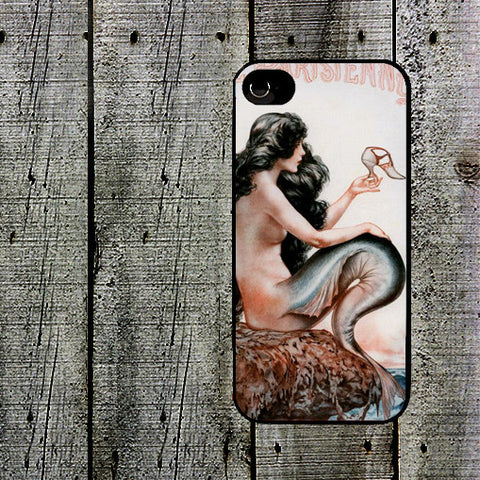 Mermaid with Shoe Phone Case