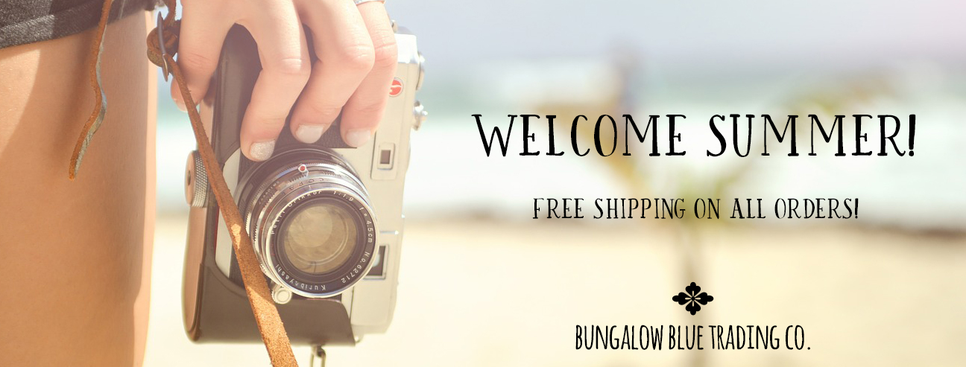 Bungalow Blue Trading Co
