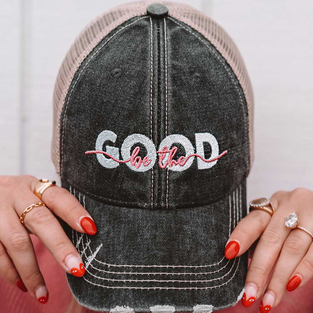 Be The Good Wholesale Trucker Hats