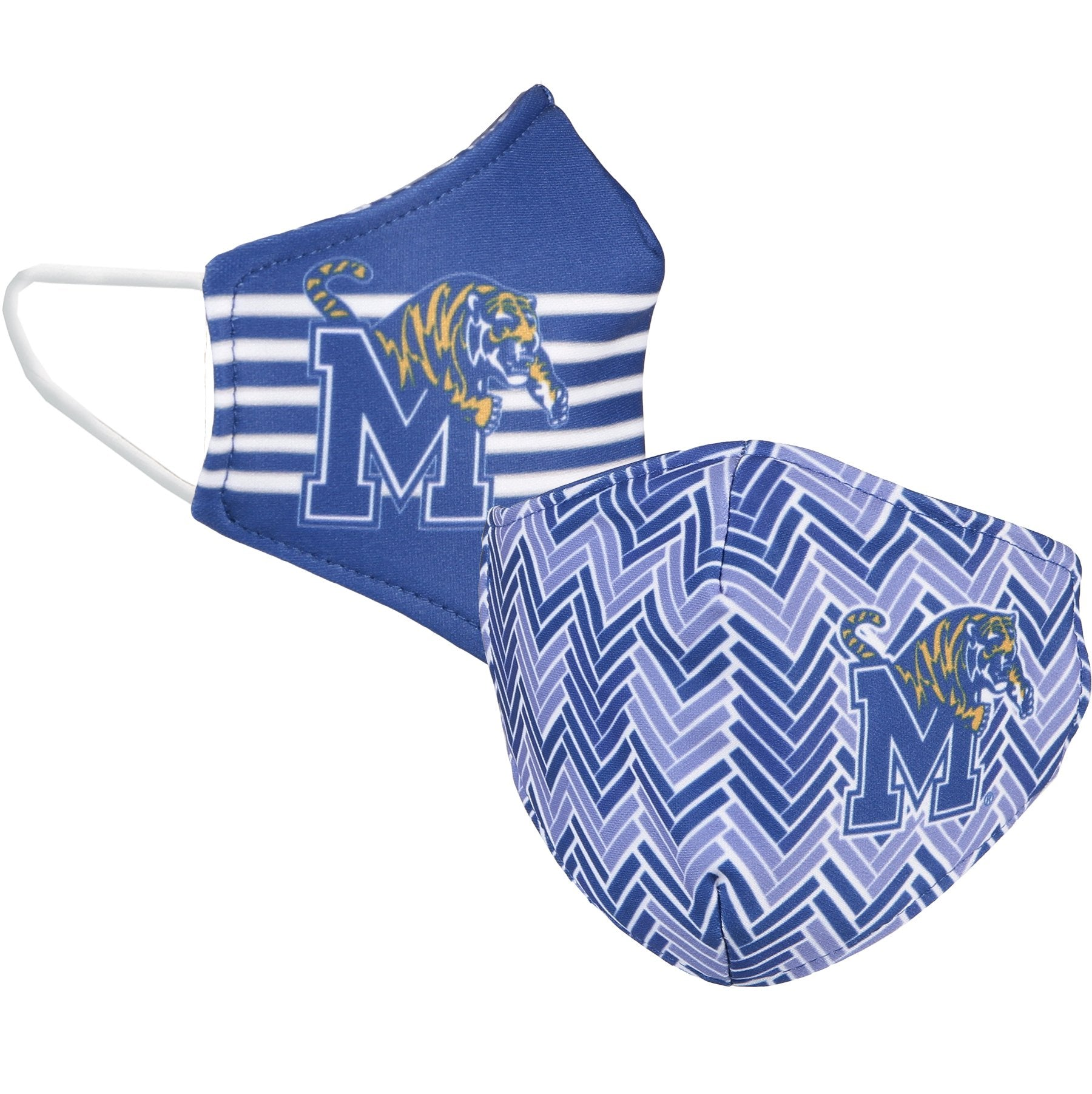 University of Memphis Licensed Collegiate Face Mask