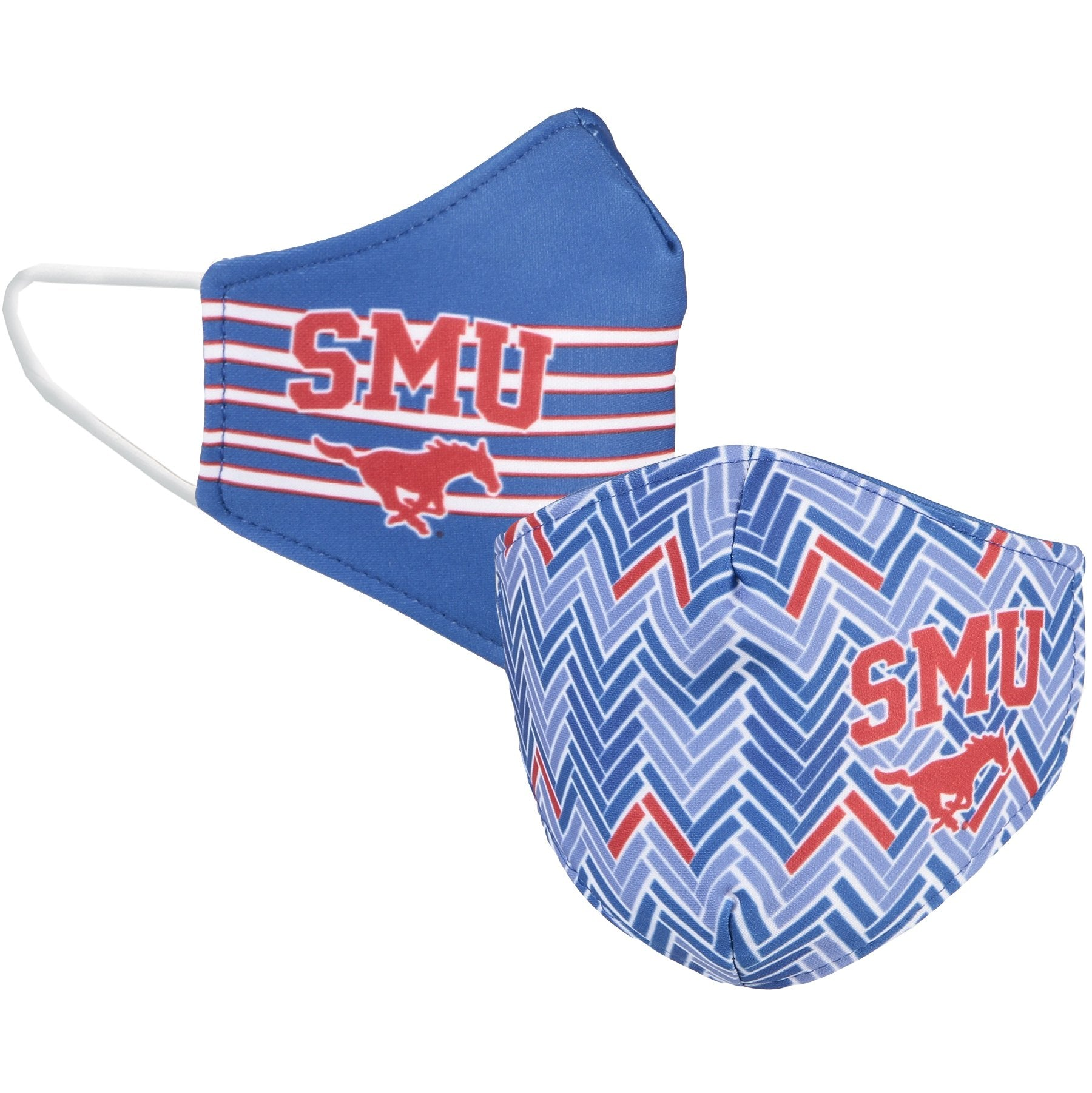 SMU Licensed Collegiate Face Mask