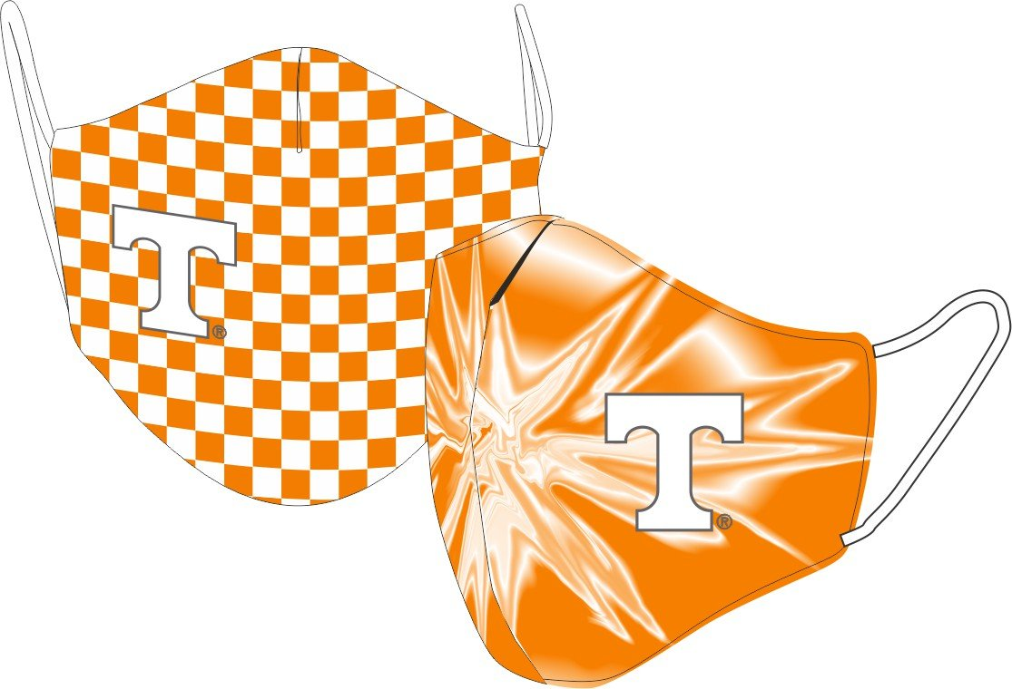 University of Tennessee Licensed Collegiate Face Mask