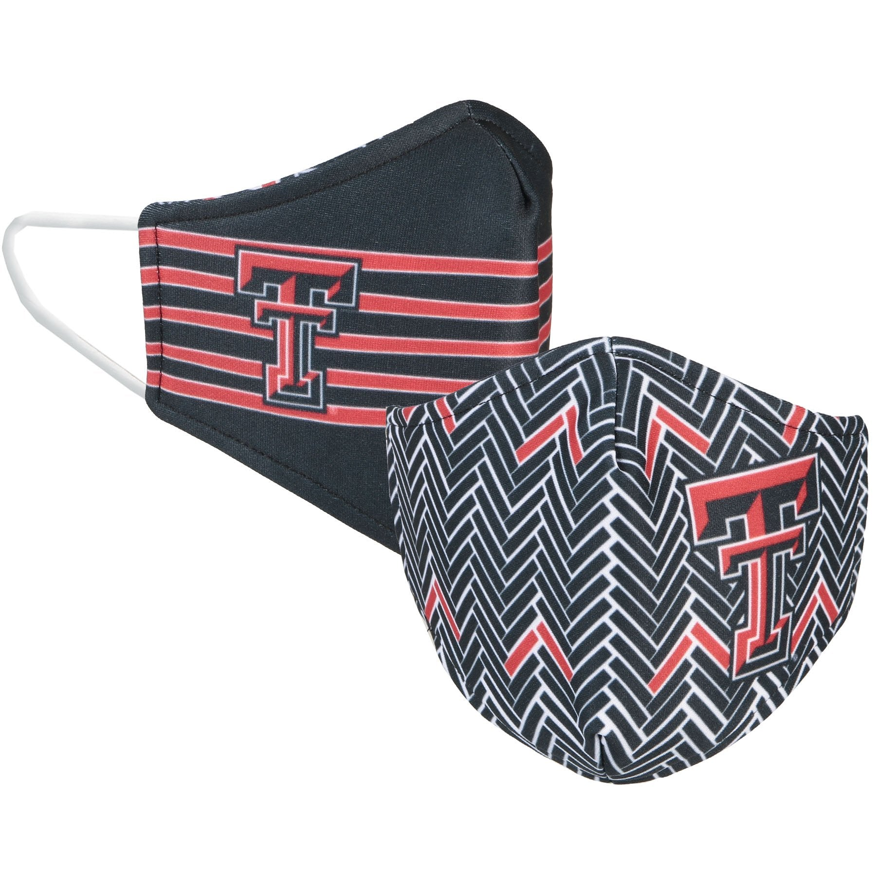 Texas Tech TT Licensed Collegiate Face Mask