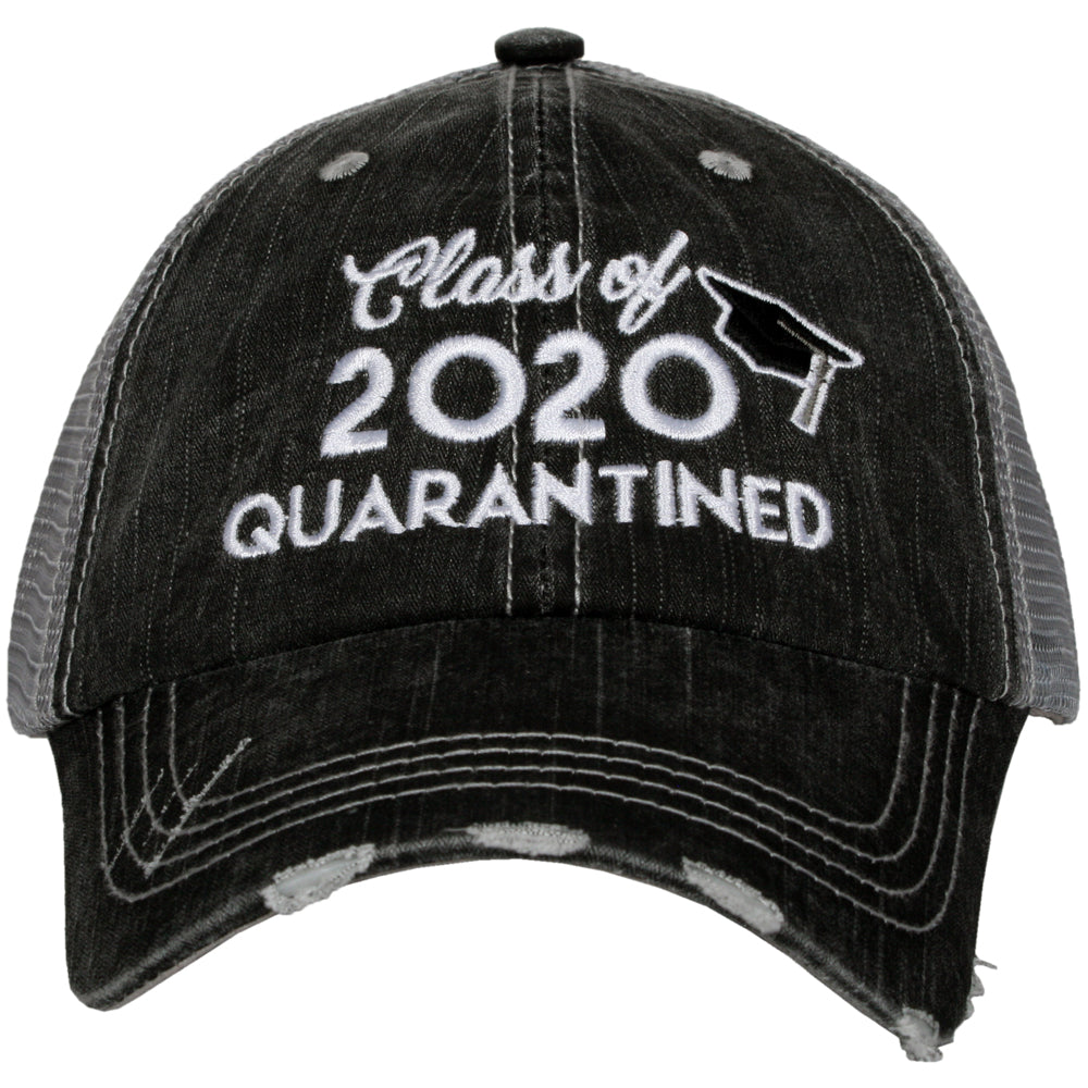 Class of 2020 Quarantined Wholesale Women's Trucker Hat