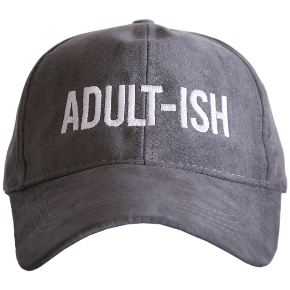 Katydid Adult-ish ULTRA SUEDE Wholesale Baseball Hat