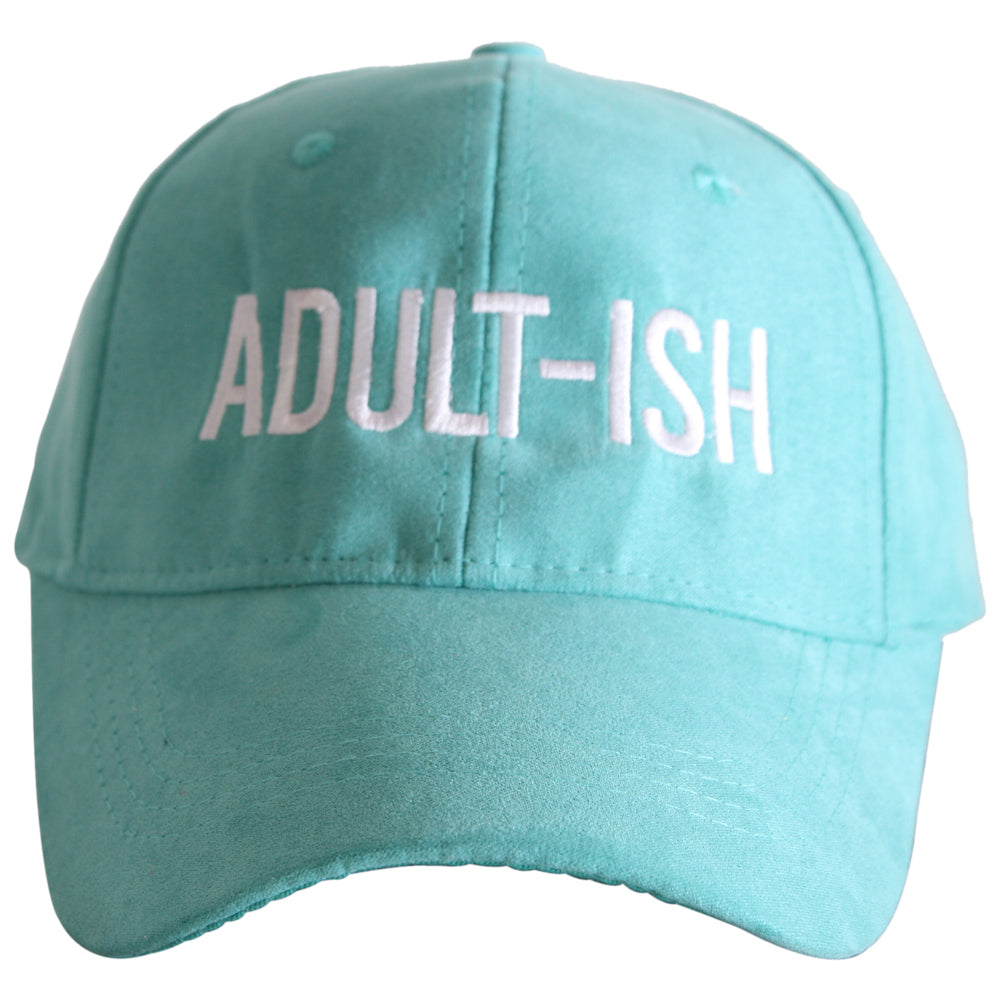 White Adult ISH Wholesale Hat