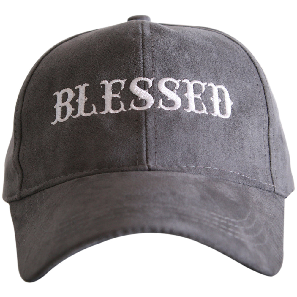 Katydid Blessed ULTRA SUEDE Wholesale Baseball Hat
