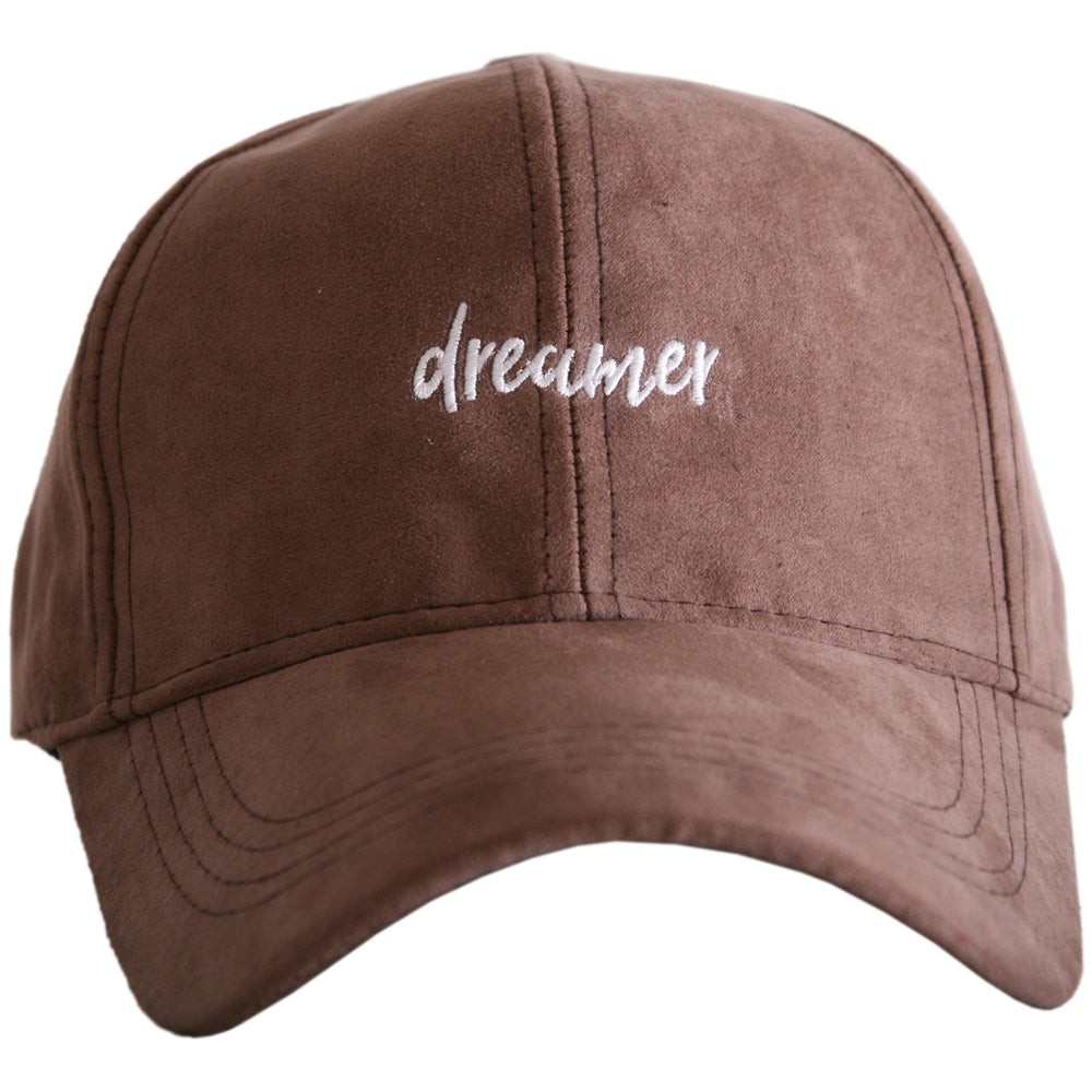 Katydid Dreamer ULTRA SUEDE Wholesale Baseball Hat