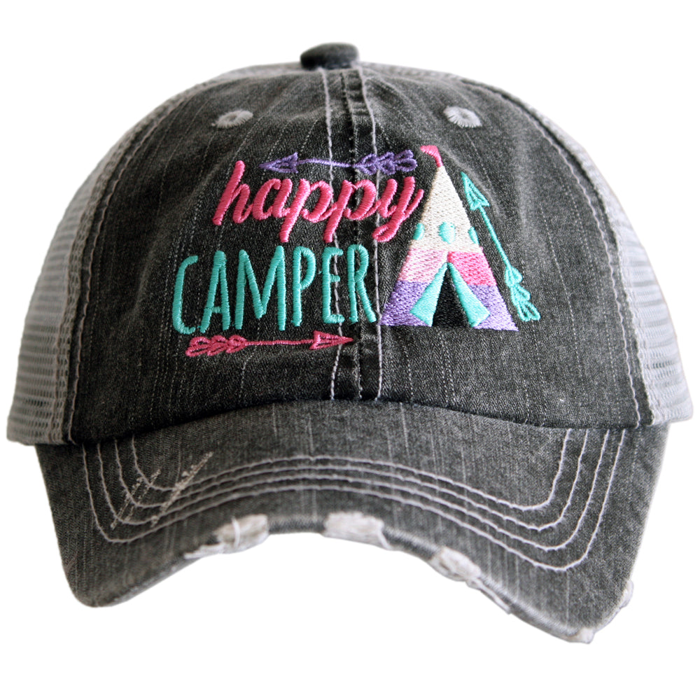 Katydid Happy Camper Wholesale KIDS Hats
