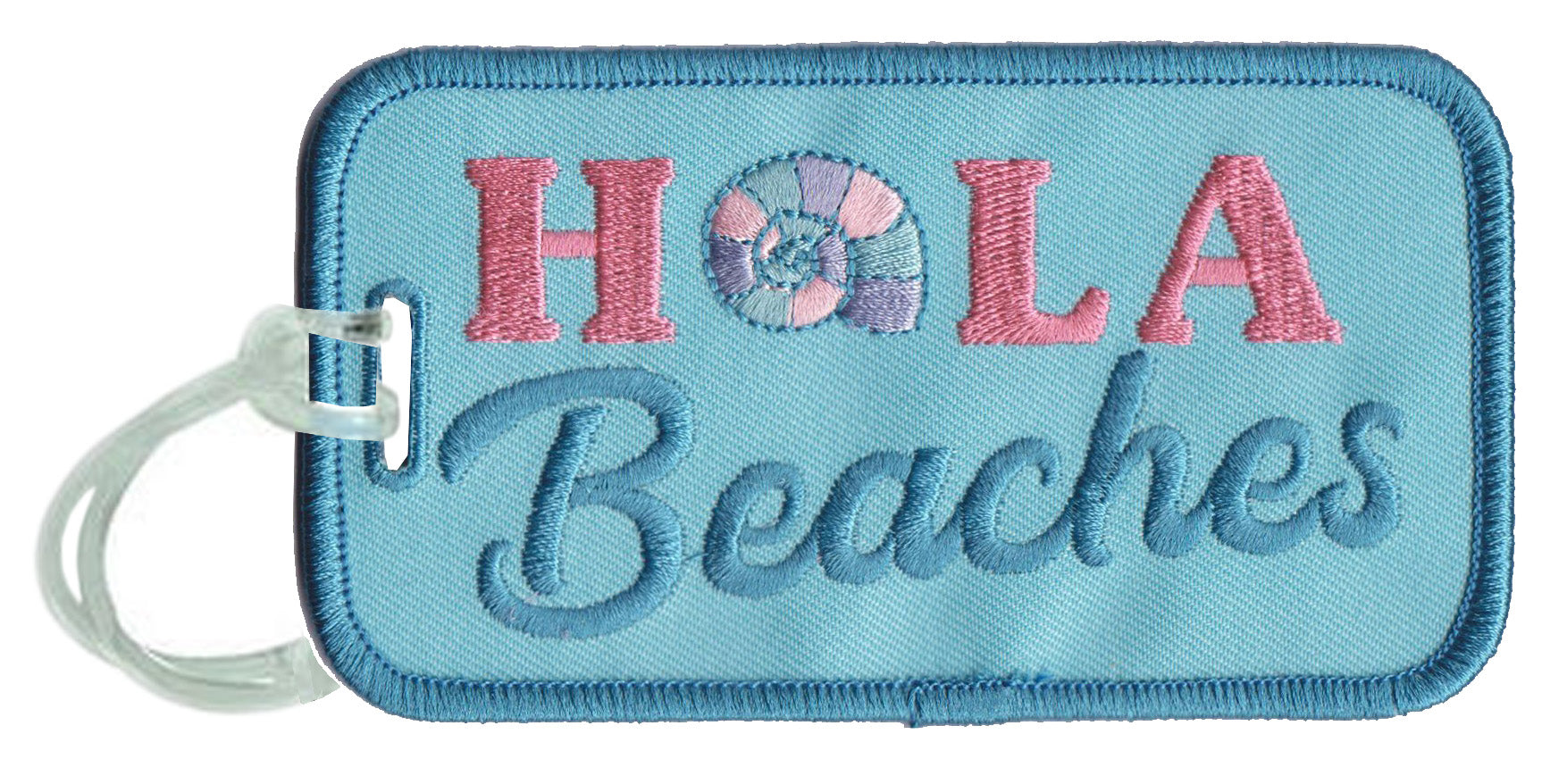 Hola Beaches Wholesale Luggage Tags