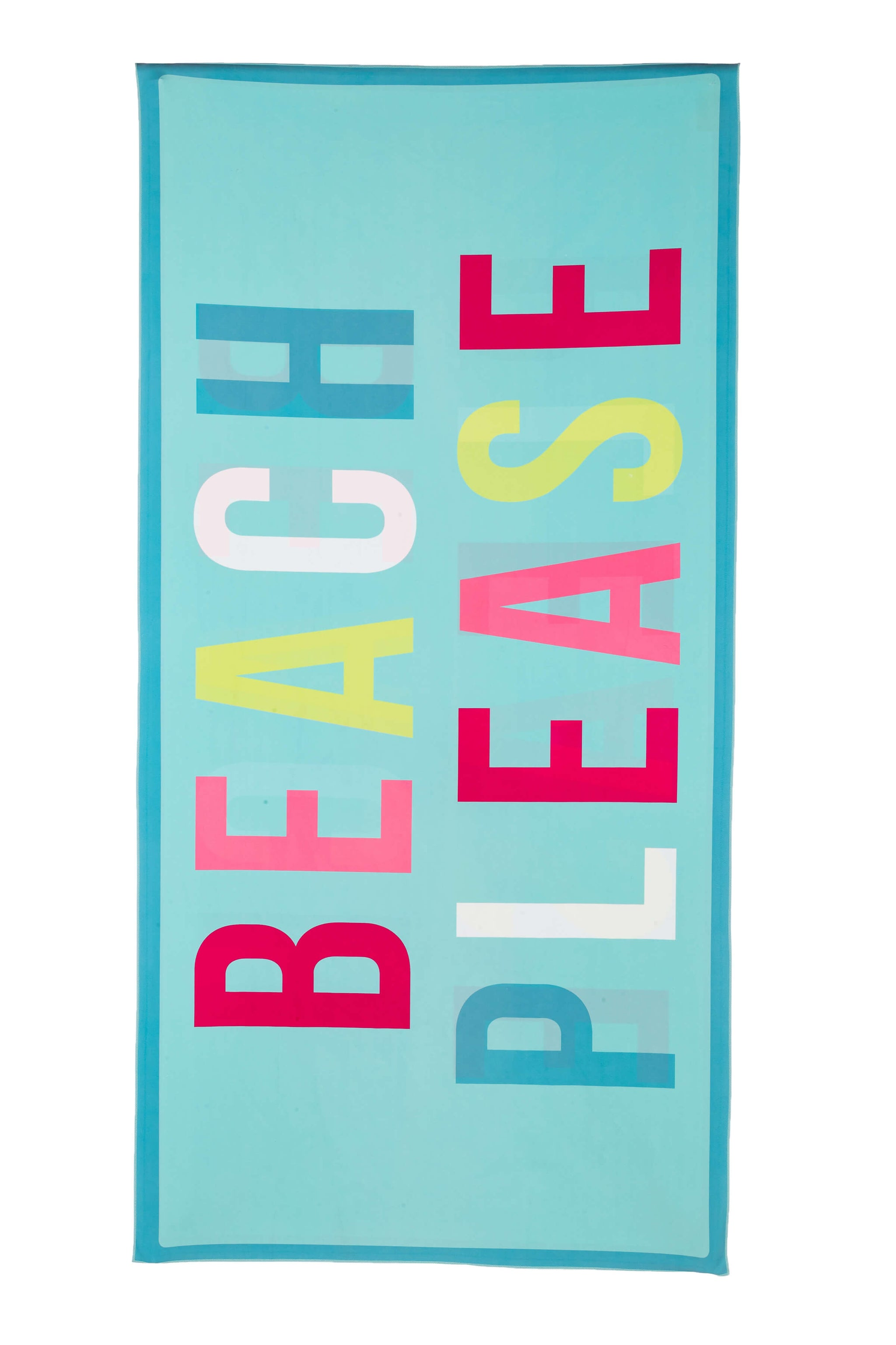 Beach Please Quick Dry Wholesale Beach Towels