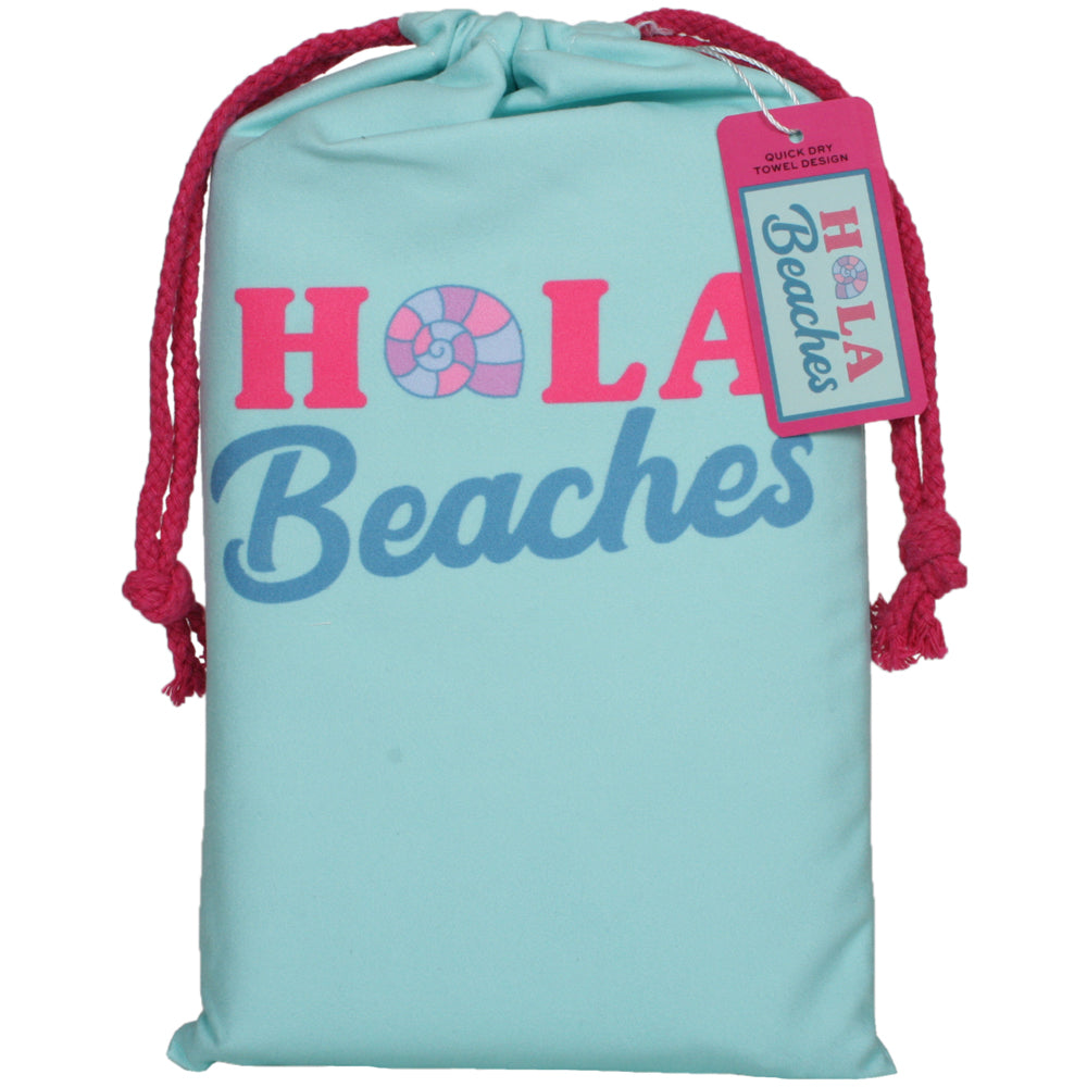 Hola Beaches Quick Dry Wholesale Beach Towels