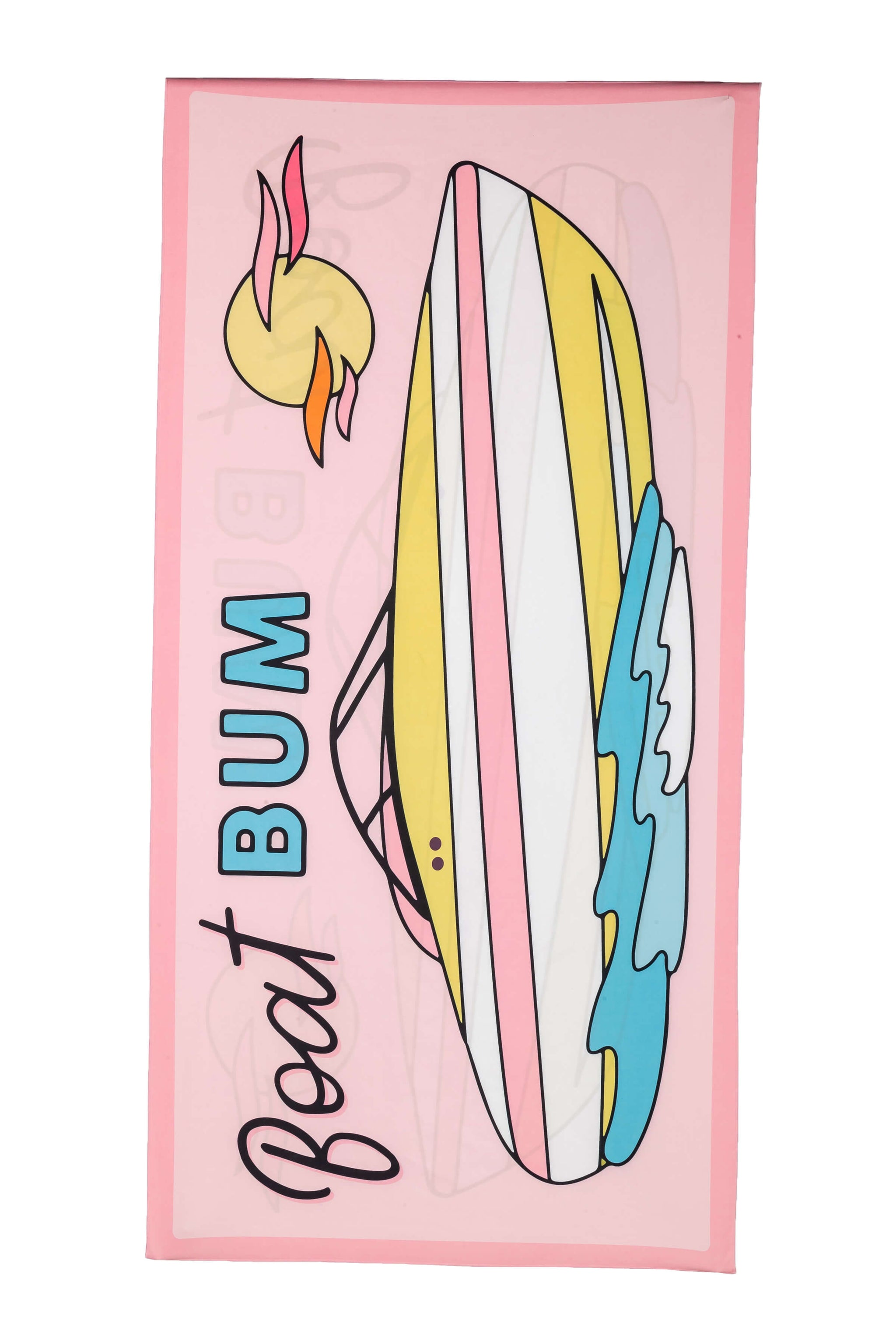 Boat Bum Quick Dry Wholesale Beach Towels