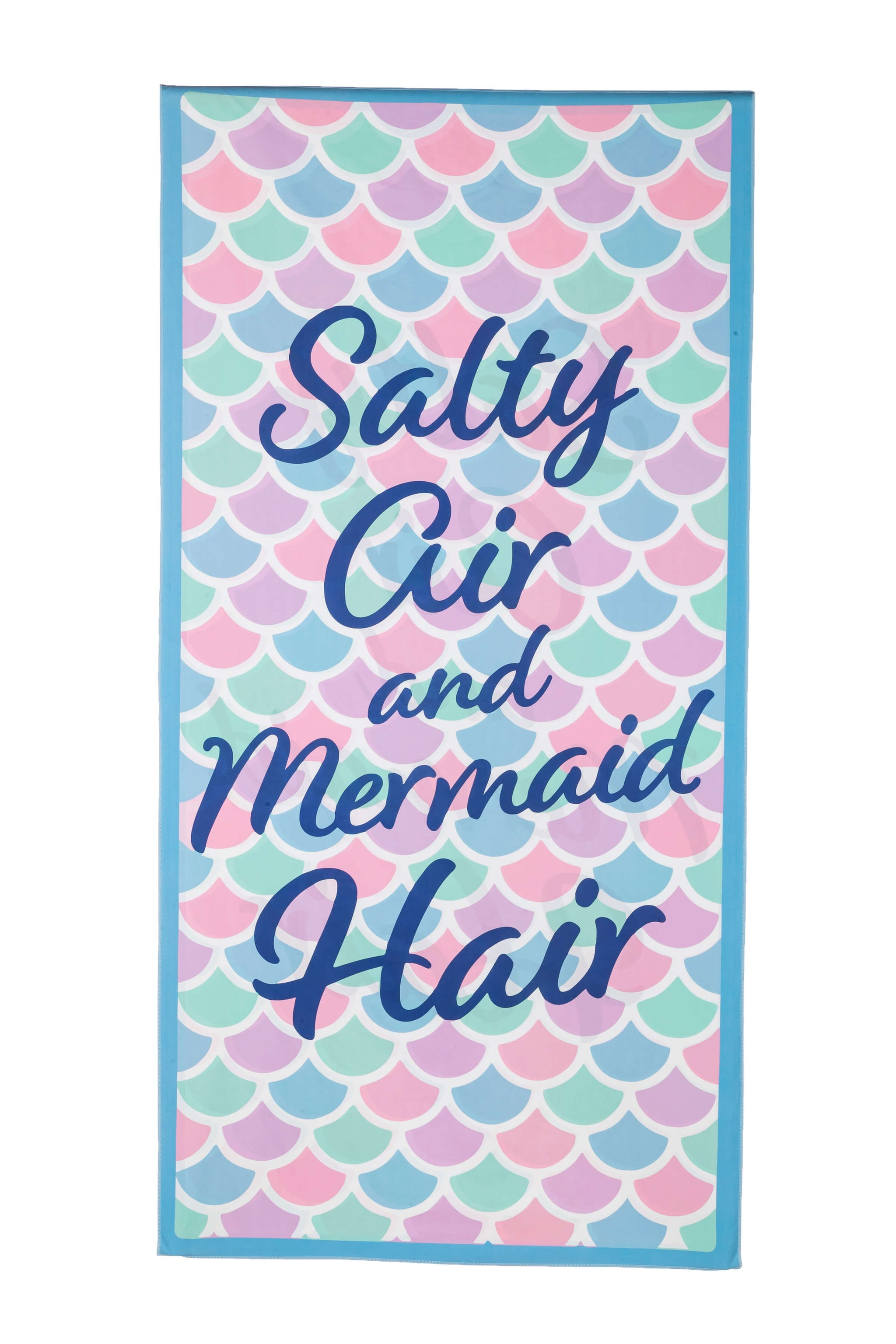 Salty Air and Mermaid Hair Quick Dry Wholesale Beach Towels