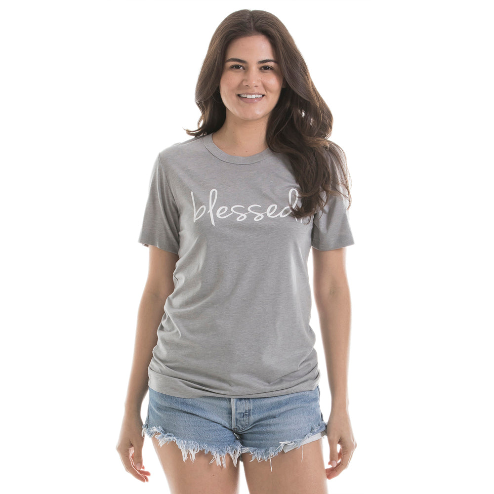 Katydid Blessed Wholesale T-Shirts