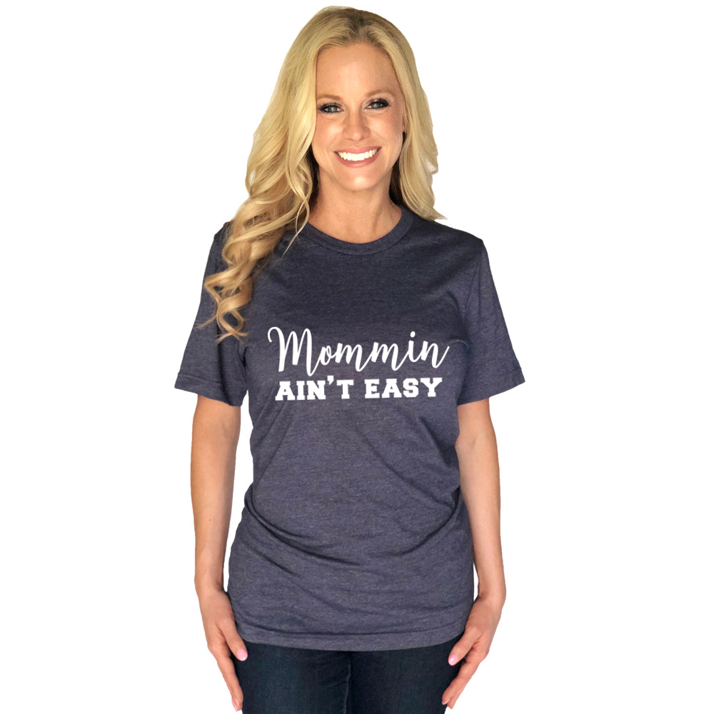 Katydid Mommin Ain't Easy T-Shirts
