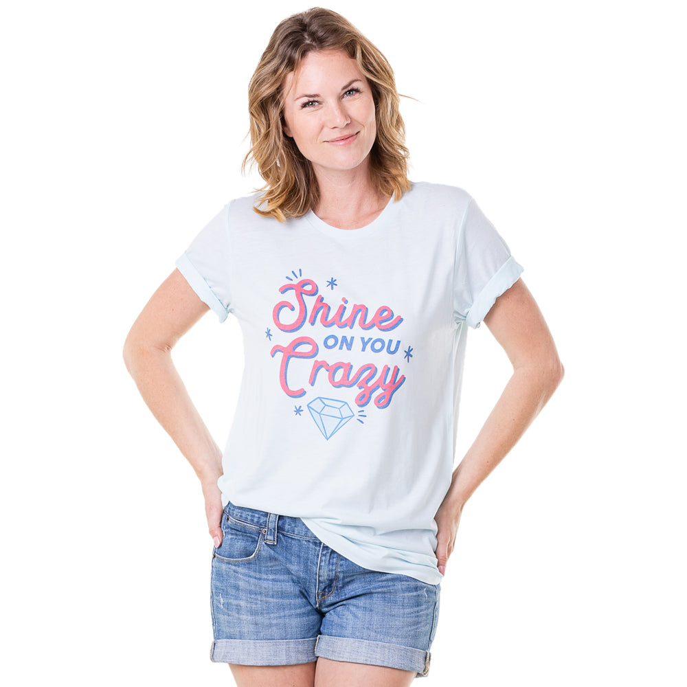 Katydid Shine On You Crazy Wholesale Graphic T-Shirts
