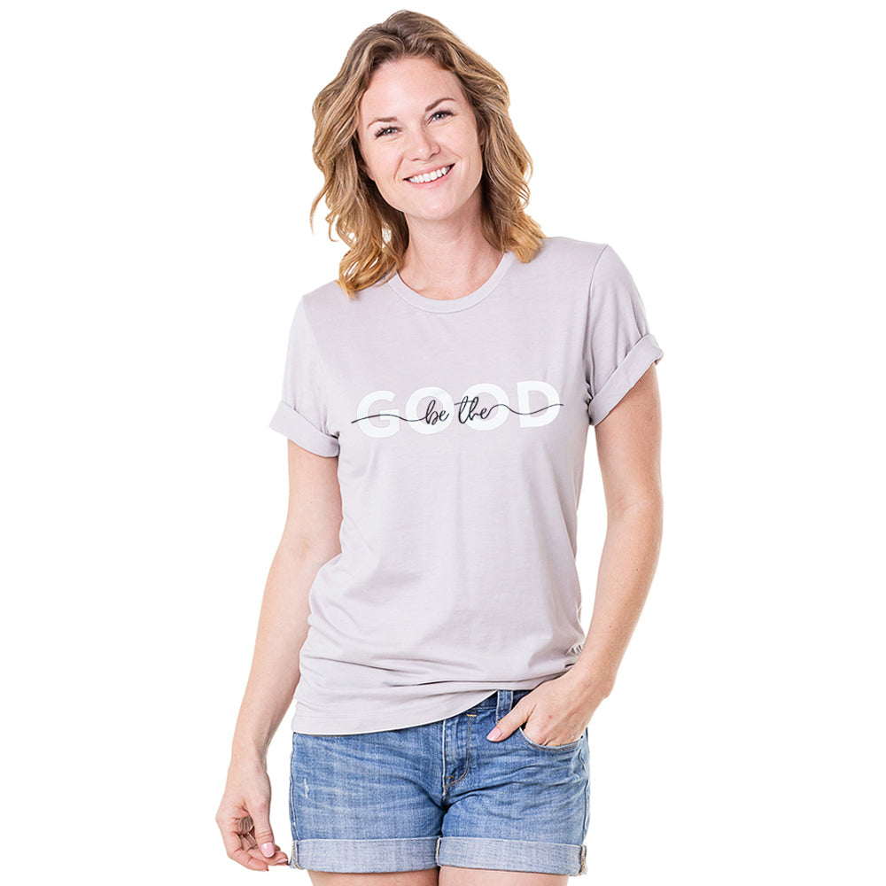 Be The Good Wholesale Women's Graphic T-Shirt