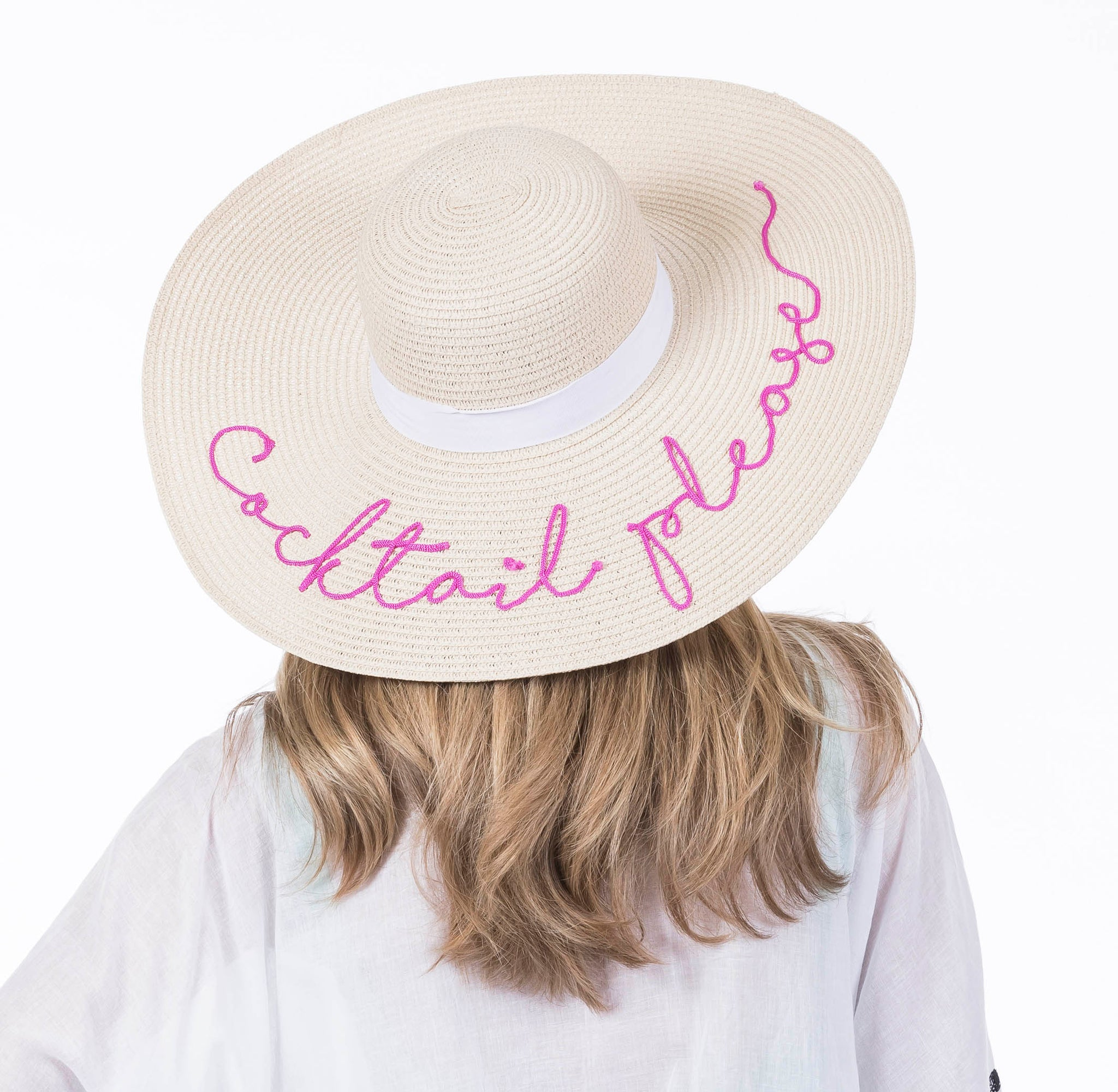 Katydid Cocktail Please Wholesale Sun Hats for Women