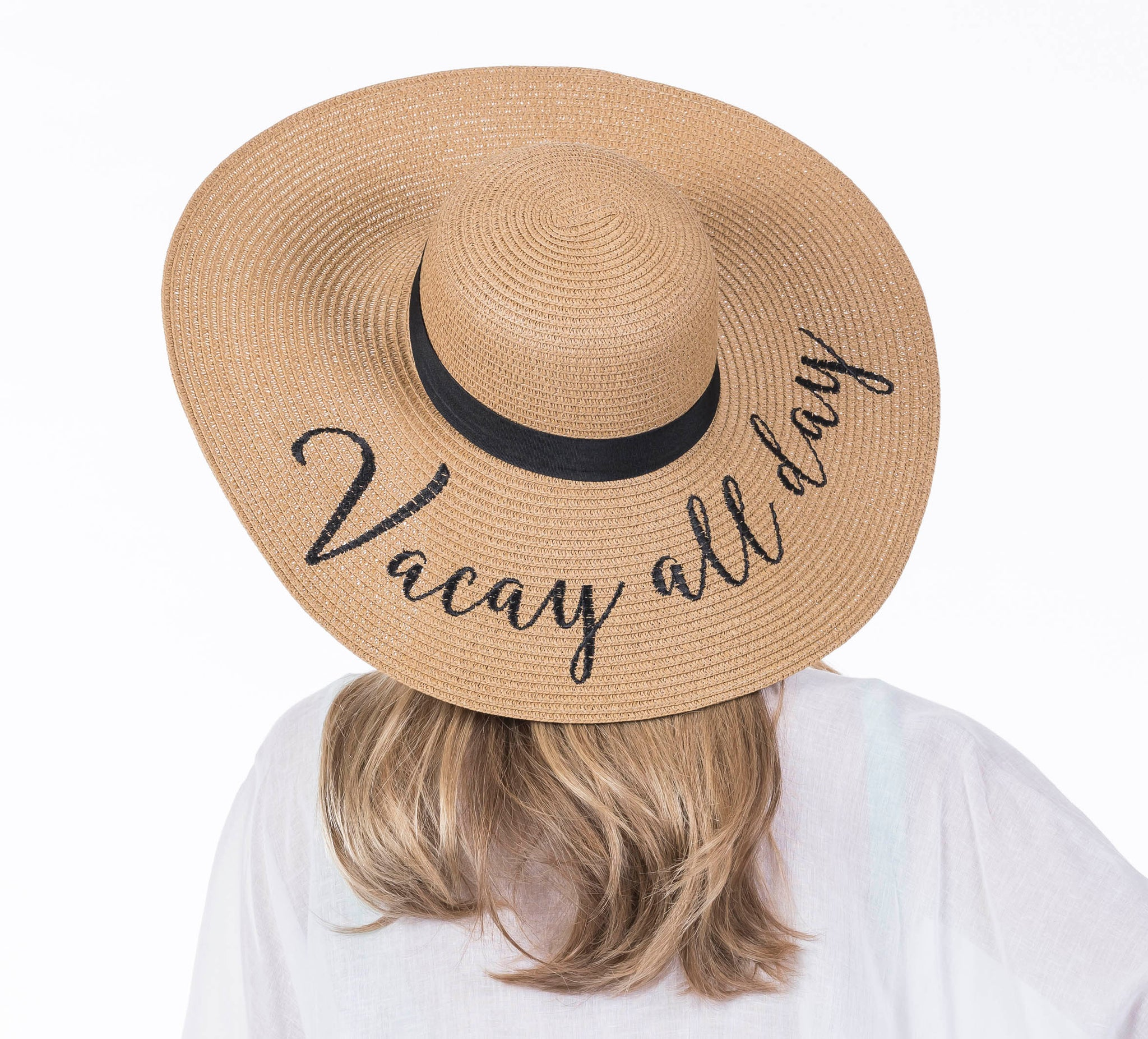 Vacay All Day Wholesale Sun Hats for Women