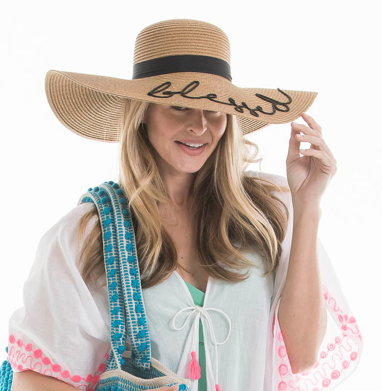 Blessed Wholesale Sun Hats for Women